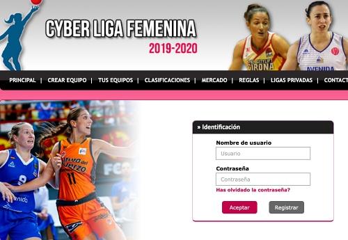 Cyber Liga Femenina 2019-20